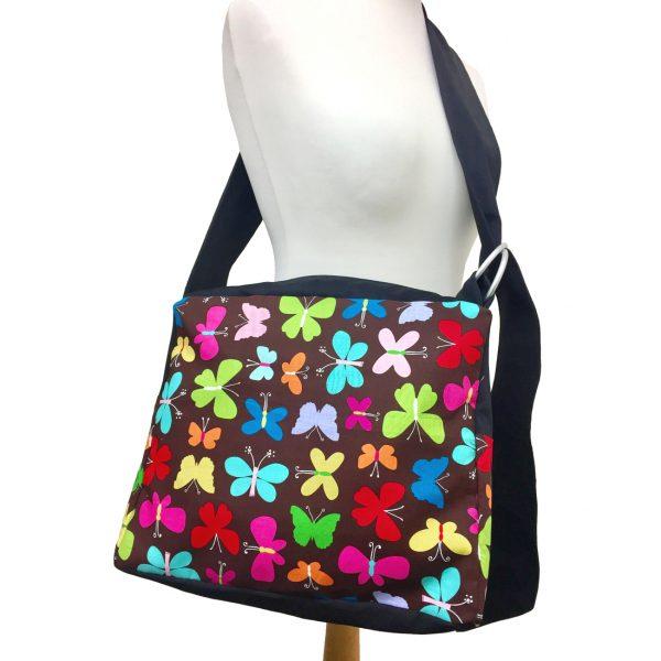 Butterflies satchel